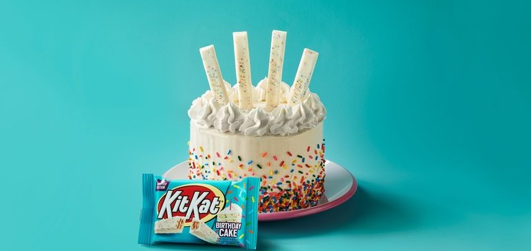 Leftovers: Kit Kat's newest flavor takes the cake; Smashgummy aims to disrupt non-chocolate candies   Food Dive