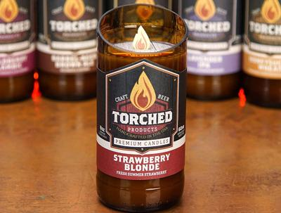 Torched candles are made especially for craft beer fanatics   Star Herald