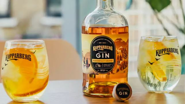 People Are Going Mad For Kopparberg's New Passionfruit And Orange Gin Range | Tyla