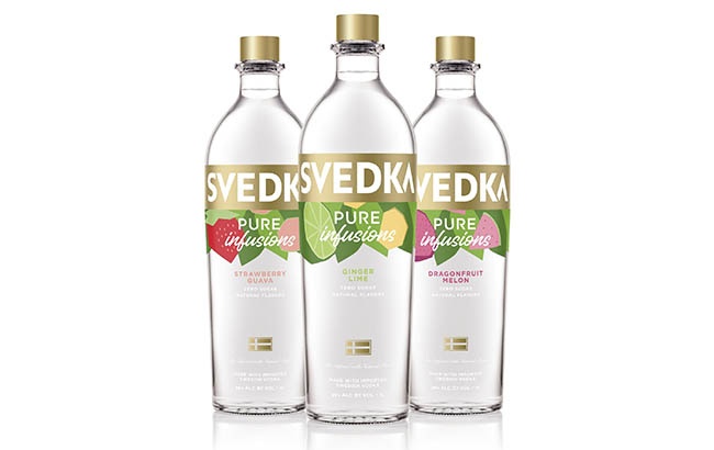 Svedka creates Pure Infusions range | The Spirits Business