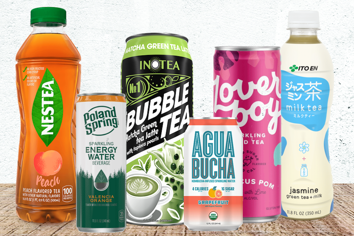 Innovators are taking tea into a variety of new beverage categories | Food Business News