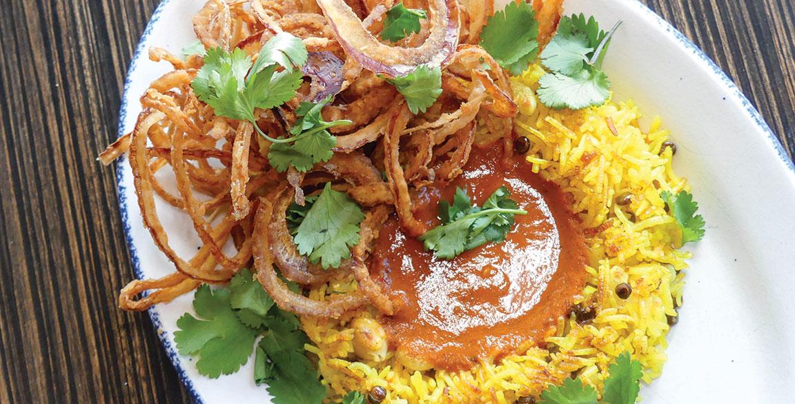 Kushari | Flavor & The Menu