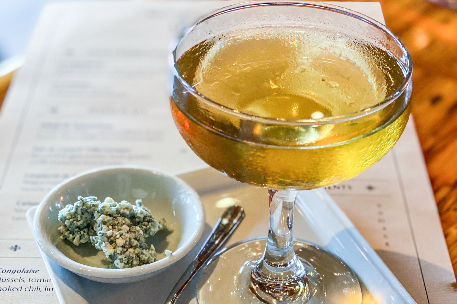 These Cocktails Were Made for Cheese Lovers | Food & Wine