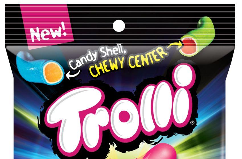 Trolli Crunchy Crawlers bring a new taste sensation to gummy candy | Foodsided