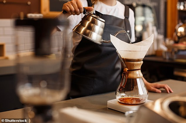 Caffeine lovers are more likely to enjoy coffee in a quiet space, study claims | Daily Mail Online