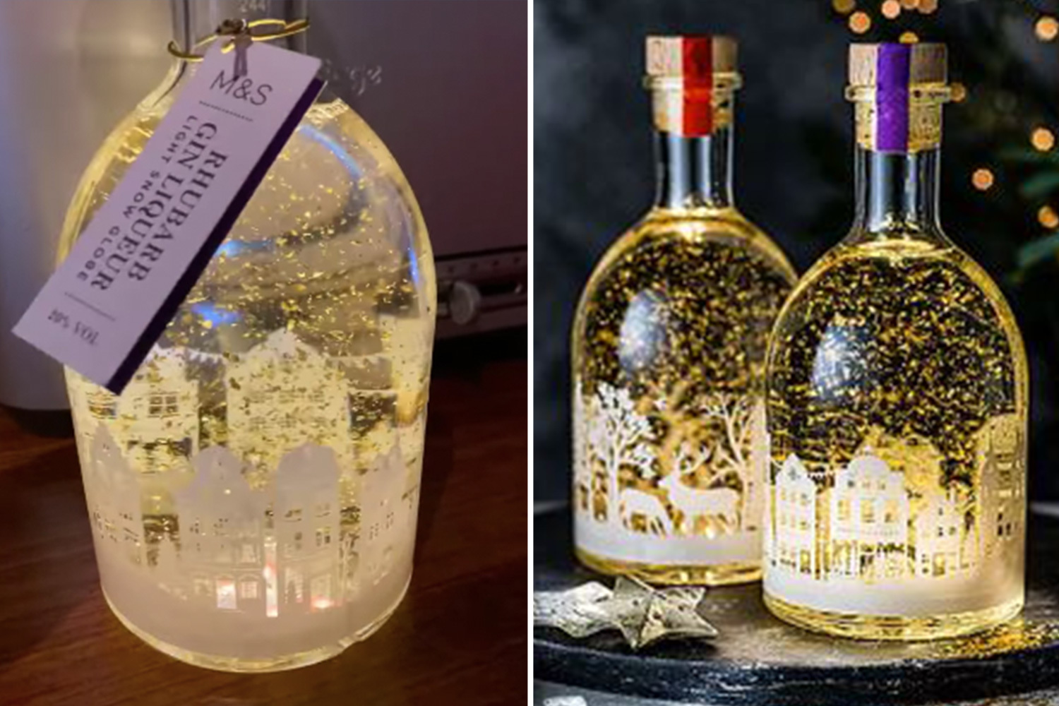 M&S is selling gin snow globes – and they'll get you in the Christmas spirit | The Sun