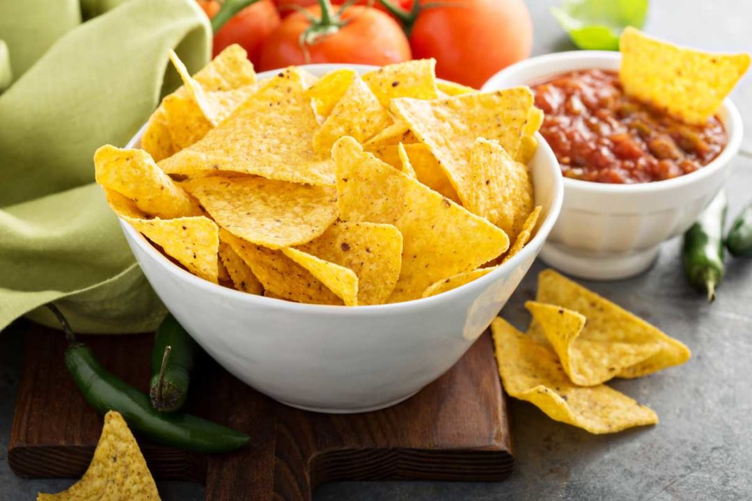 The factors contributing to tortilla chips' increasing popularity | Baking Business