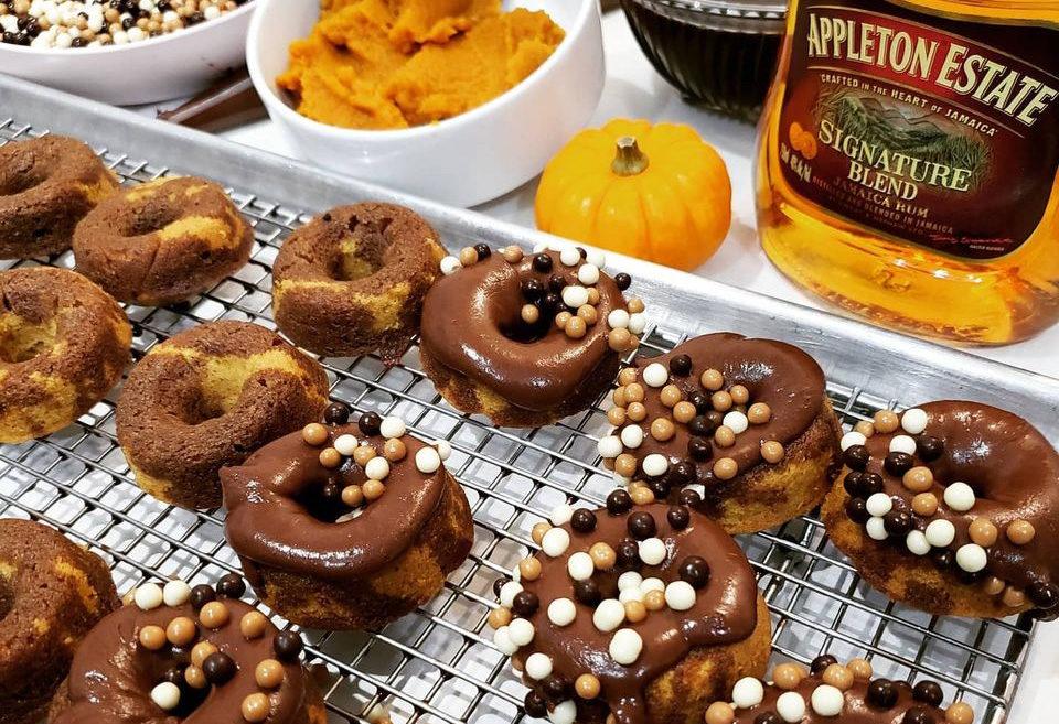 BlissBomb packs fall flavors into mini donuts this season | Bakemag