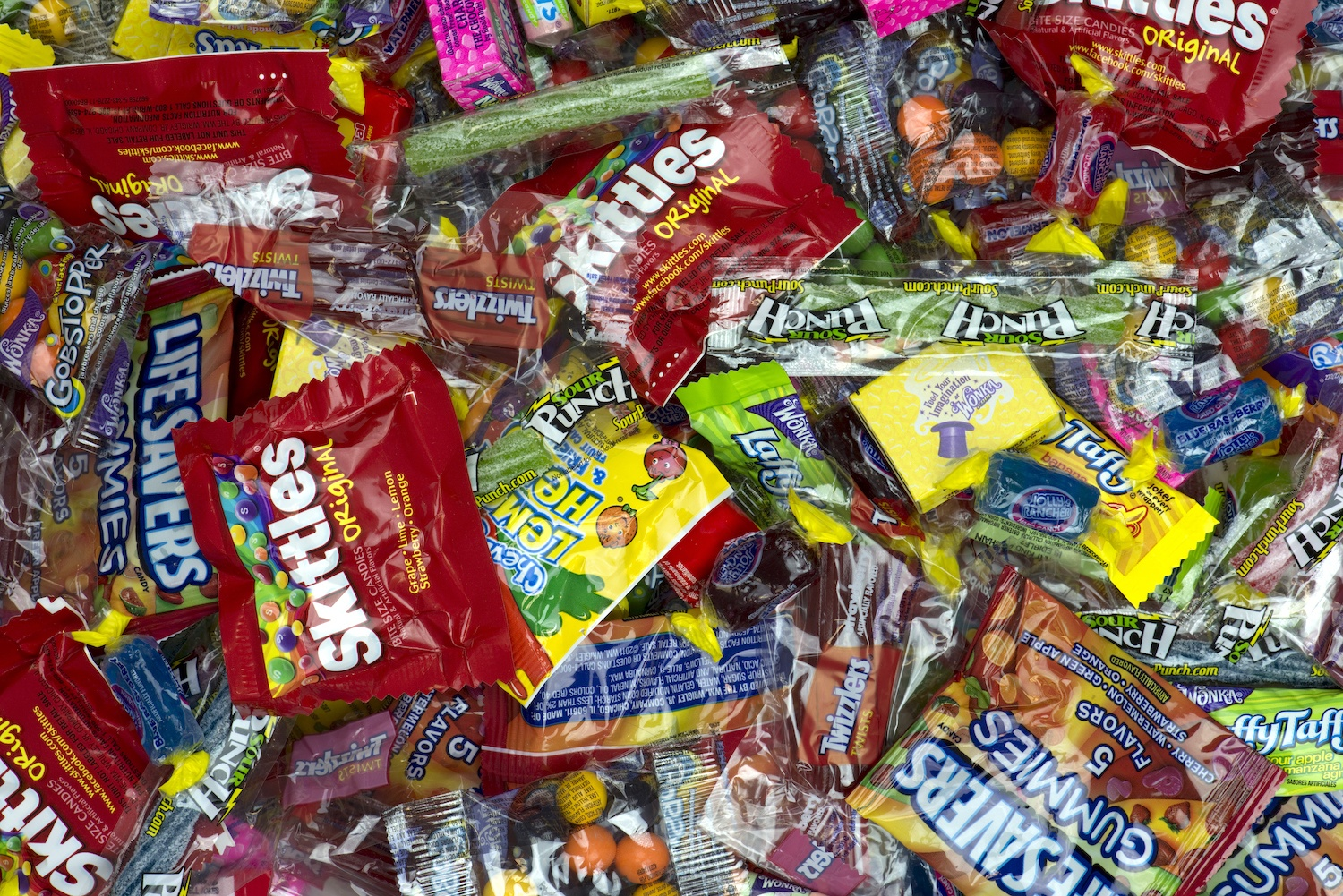 Explore the subliminal messaging on your Halloween candy's label | The Counter