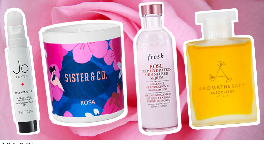 Why rose is the optimistic scent to embrace at the moment | Get the gloss