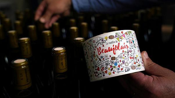 Beaujolais Nouveau: Banana-flavoured bargain or blight on a serious winemaking region?   Euronews