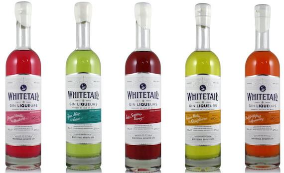 Whitetail launches new liqueurs range   Drinks International