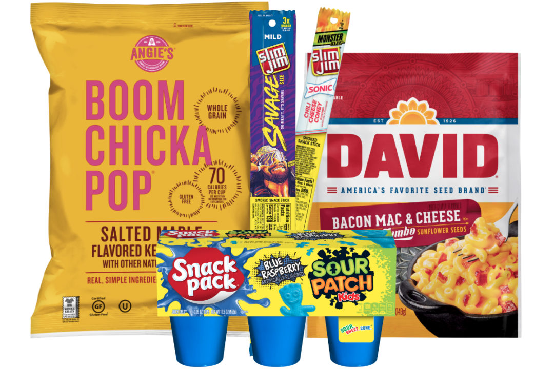 Slideshow: Conagra Brands' 'big, bold' snacks innovation | Food Business News