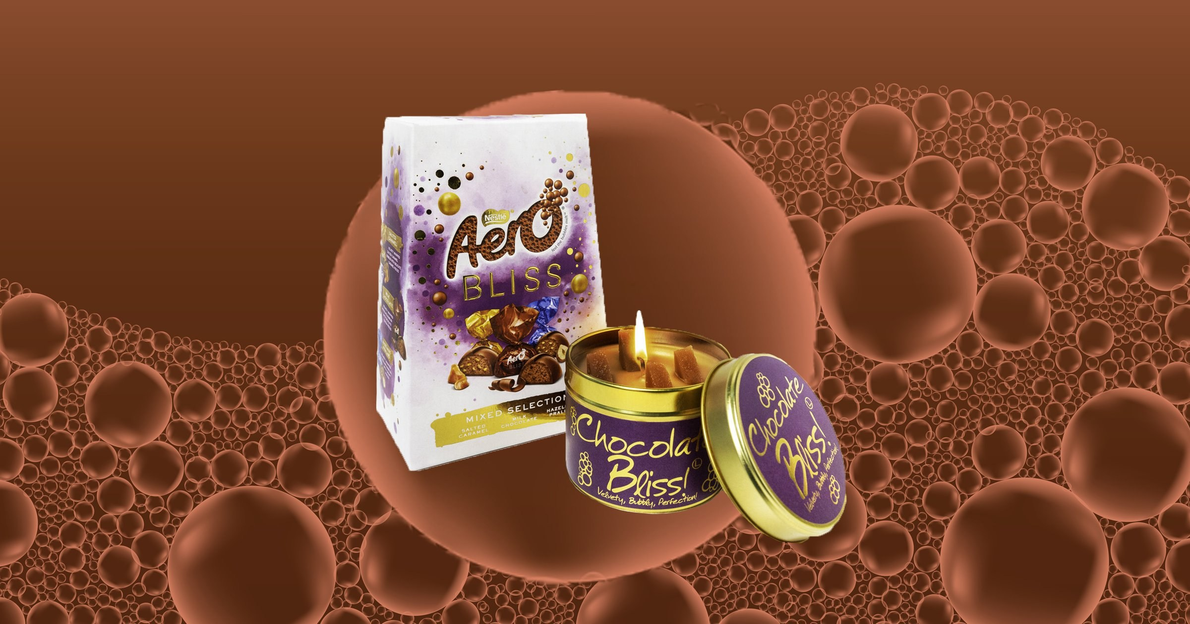 You can buy a scented candle that smells of Aero chocolate | Metro News