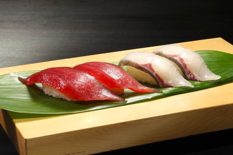 Japanese Conveyor Belt Sushi Chain Using AI To Make High-End Sushi | HYPEBEAST