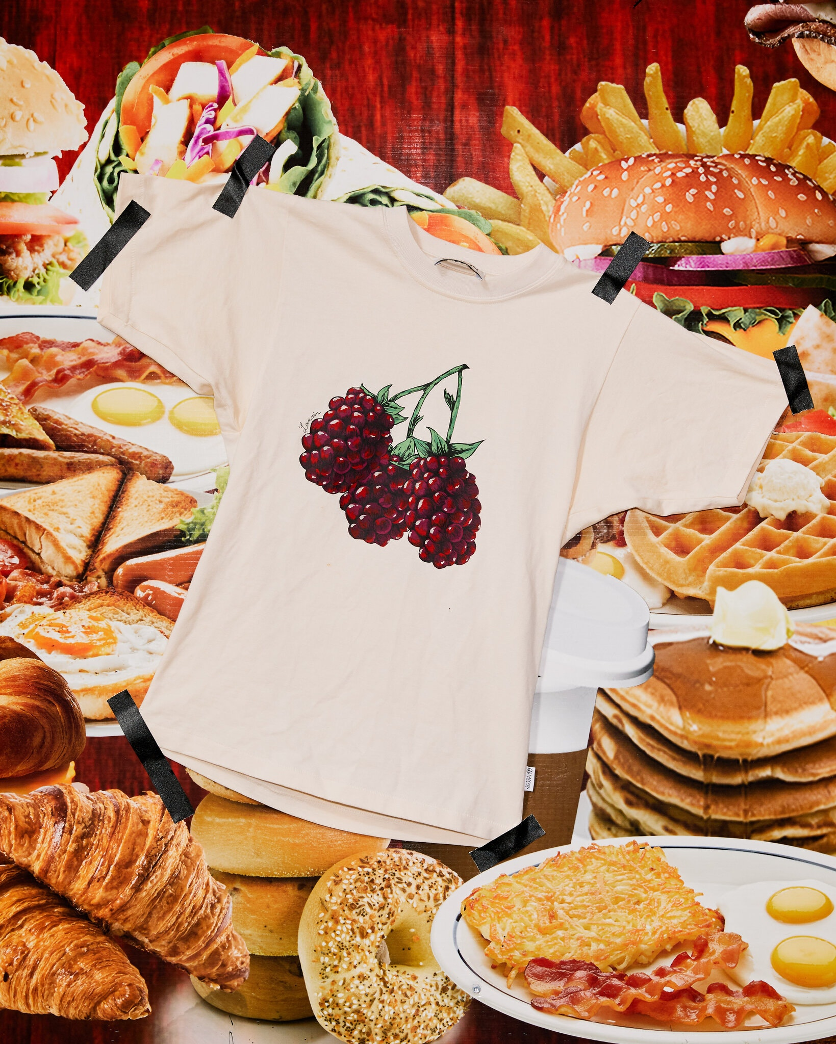 What in the World Is a $590 Scratch-and-Sniff T-shirt Doing in 2020?  The New York Times