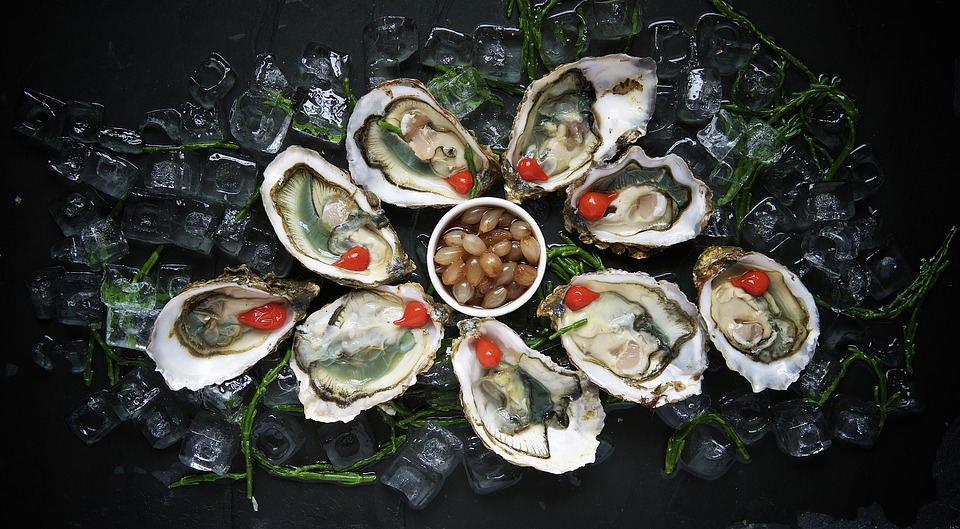 The timeless, complimentary taste of oysters and champagne — explained | Science Codex