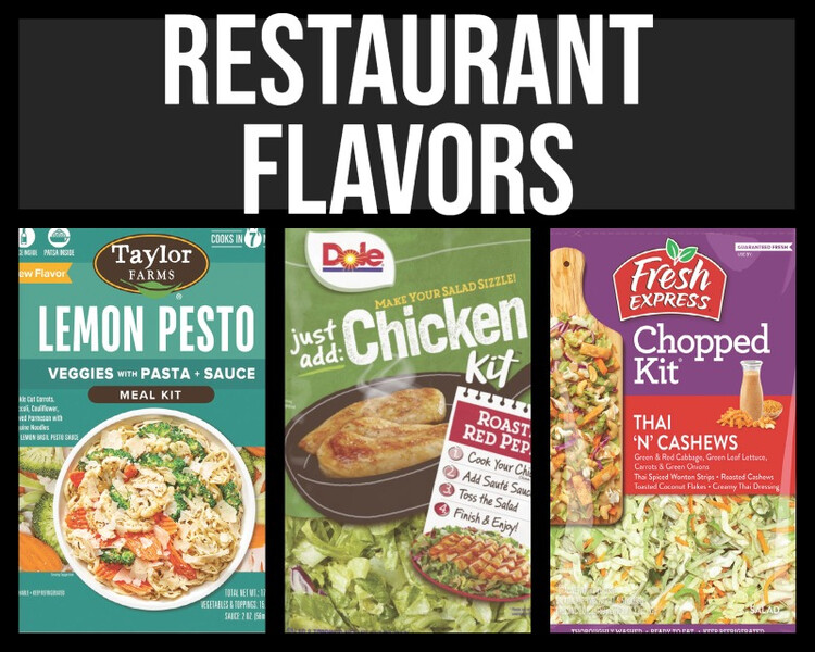 Bagged salads: New product offerings deliver 'restaurant' flavors   The Packer