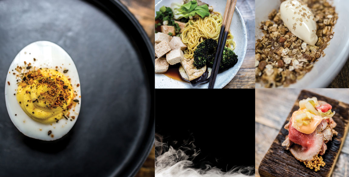 Chefs employ modern approaches to the art of smoke | Flavor & The Menu