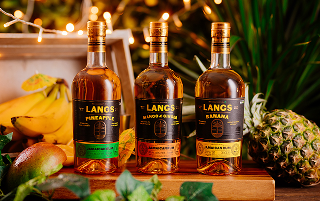 Ian Macleod Distillers has expanded its Langs Rum range with the launch of two new expressions: Mango and Ginger, and Pineapple | The Spirits Business