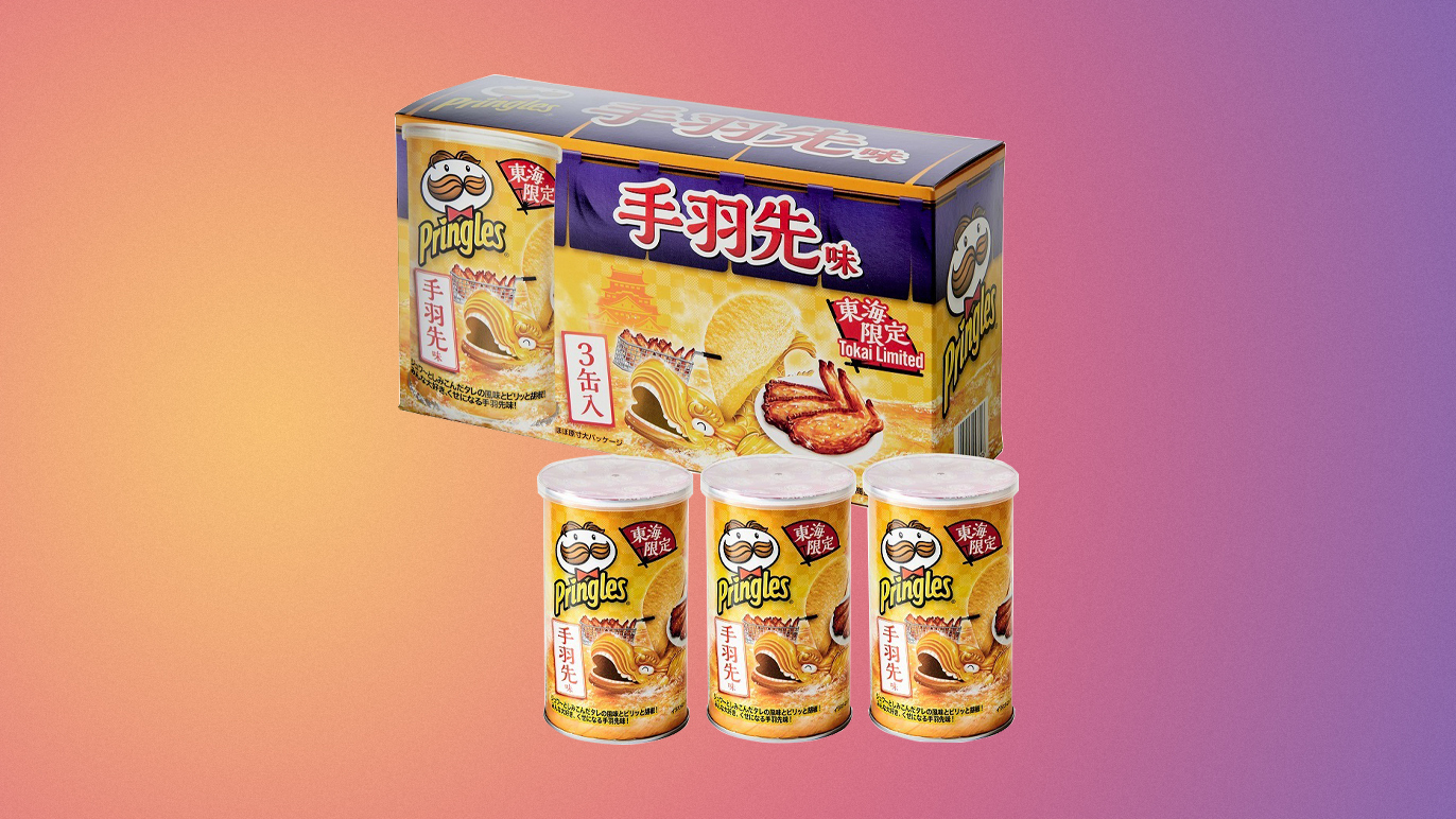 Pringles has a new fried chicken wing flavour – and it's only available in Japan | Timeout