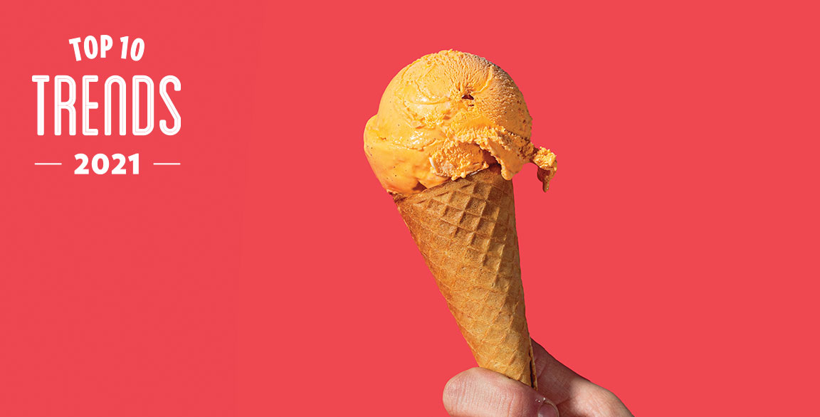 The flavors, colors and textures that make Thai tea Insta-worthy, playful, refreshing and indulgent | Flavor & The Menu