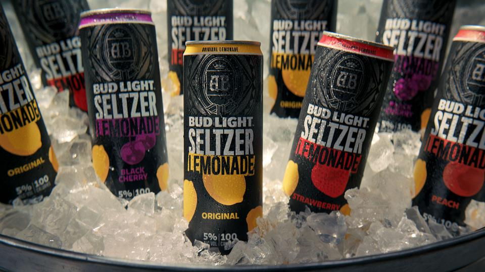 Bud Launches New Lemonade Seltzer Flavors | Forbes