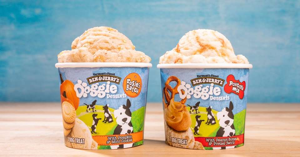Ben & Jerry's launches ice cream for dogs | Retail detail