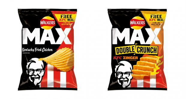Walkers collaborates with KFC to launch new flavours | Talking Retail