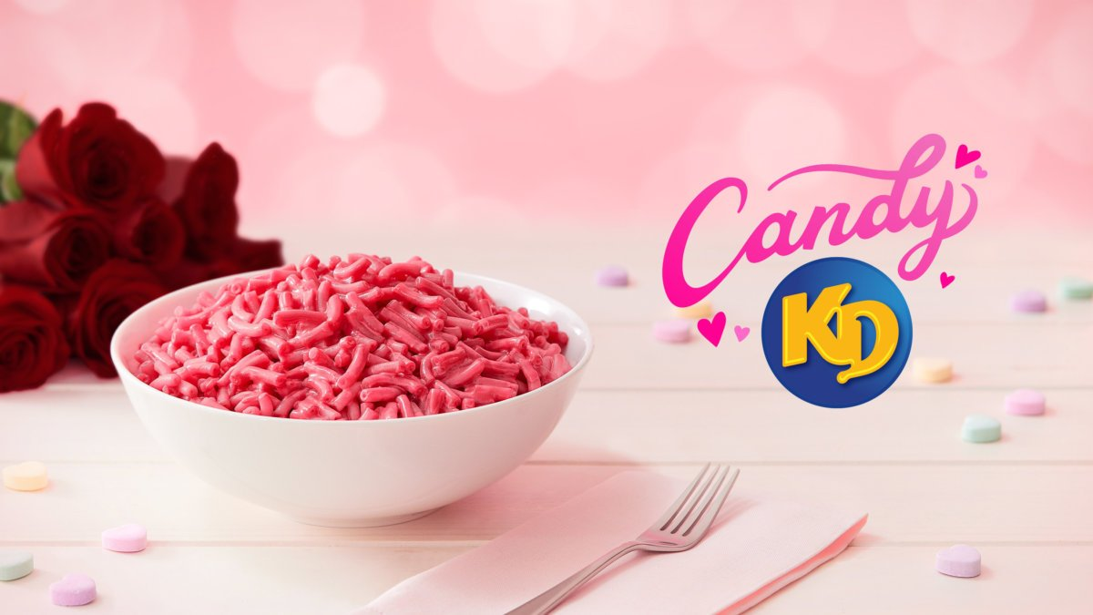 Here is How You Can Get Kraft Dinner's Pink Candy-Flavoured Mac and Cheese for Valentine's Day | To Do Canada