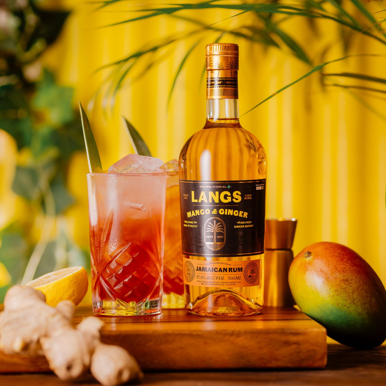Langs Jamaican Rum launches tropical new flavours | Good Housekeeping