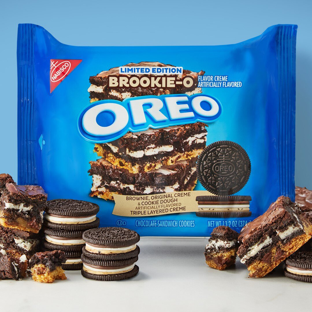 Oreo Introduces Brookie-O Cookies with 'Triple Layered Creme'   PEOPLE.com