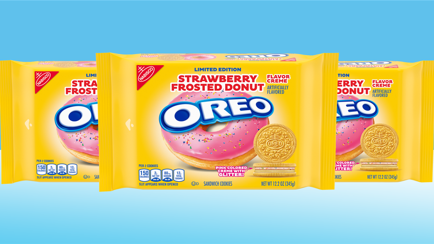 Oreo Is Releasing a Strawberry Frosted Donut Flavor in March | NBC New York