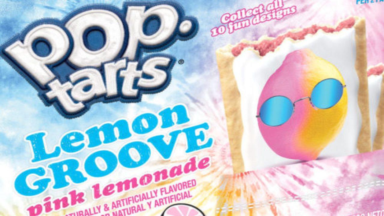 Pop-Tarts' Newest Flavor Is Pink Lemonade | WXYZ