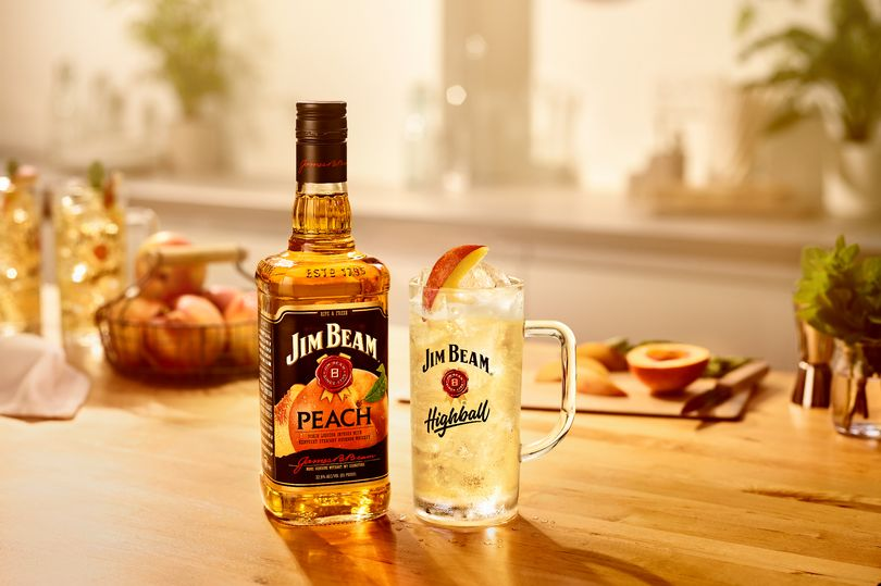 Jim Beam launches new peach flavour bourbon – and it's exclusive at Asda | Mirror Online