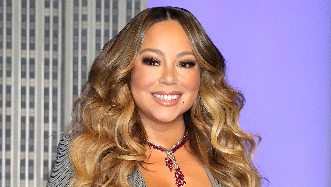 Mariah Carey Unveils New Mariah's Cookies Flavor for Valentine's Day | US Magazine