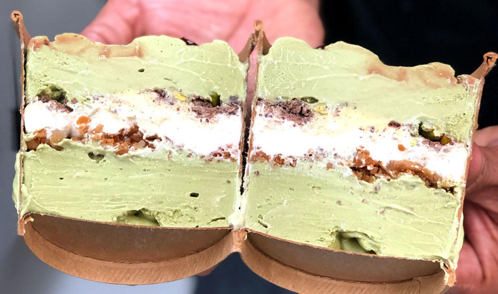 Vegan Chef Matthew Kenney Just Launched Dairy-Free Cannoli Ice Cream | VegNews