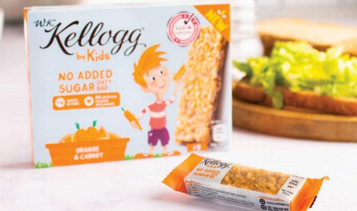 Kellogg's New Vegan Snacks Are Made for Kids by Kids   Vegnews