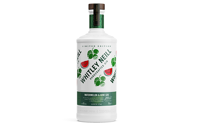 Whitley Neill debuts watermelon and kiwi-flavoured gin | The spirits business