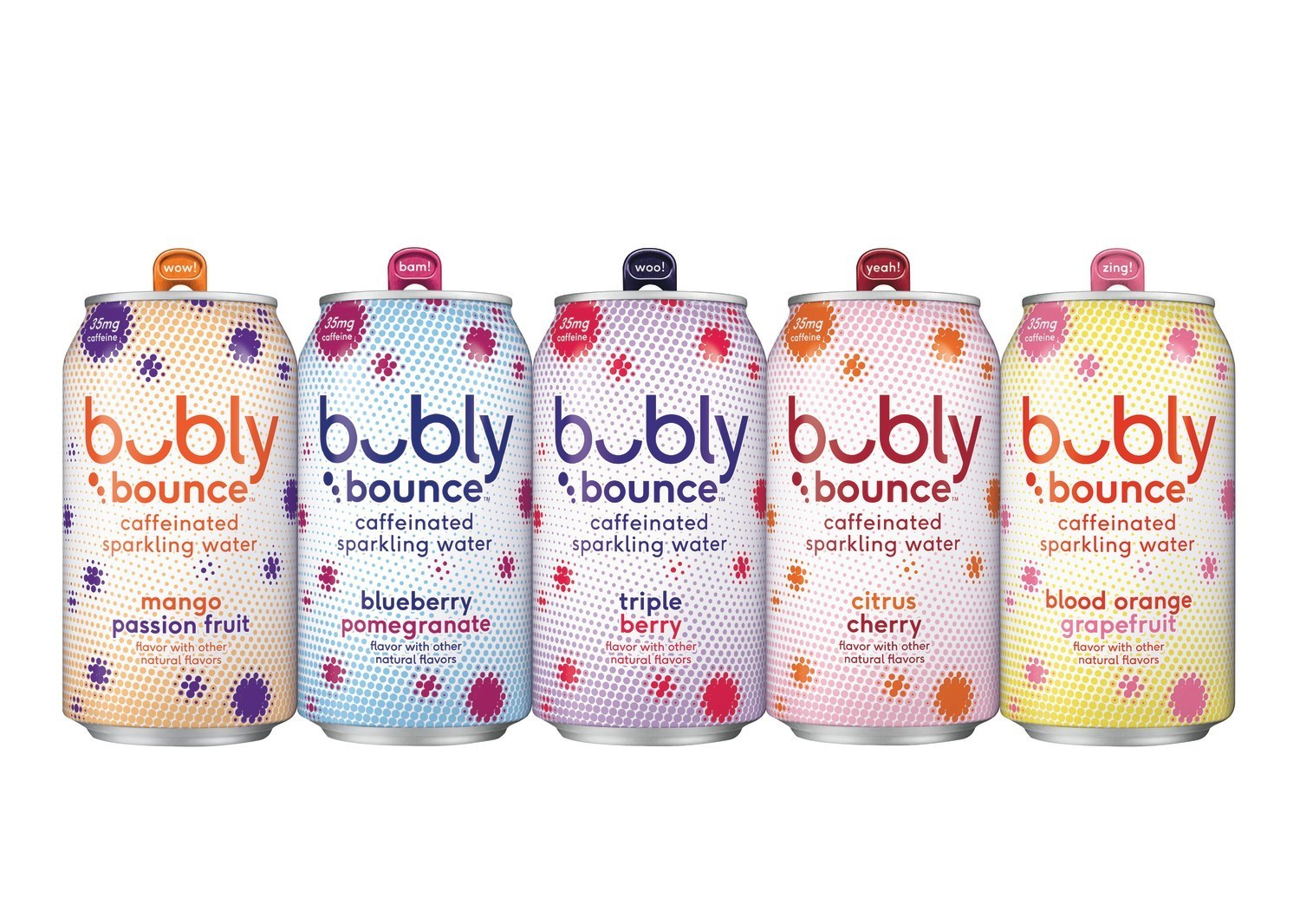 Bubly Bounce Featuring Everything You Love About bubly Now With Just a Kick of Caffeine | PR Newswire