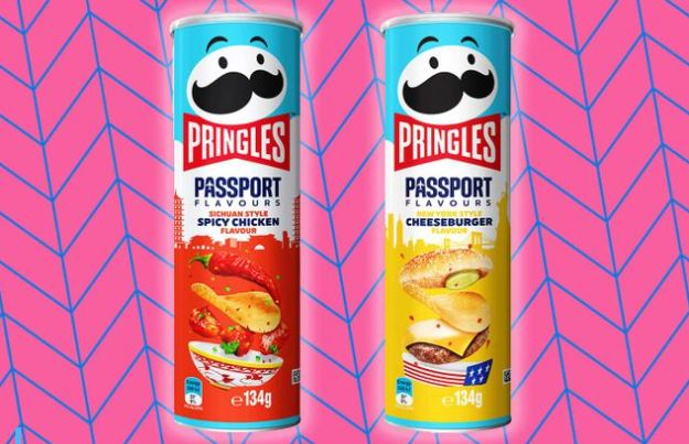 Pringles launch new flavours: New York cheeseburger and Chinese stir-fry | 9Kitchen
