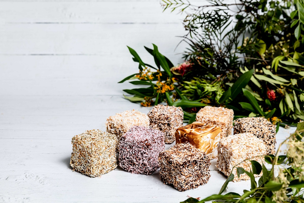 You can now get huge native flavour versions of lamingtons in Sydney  | The AU Review