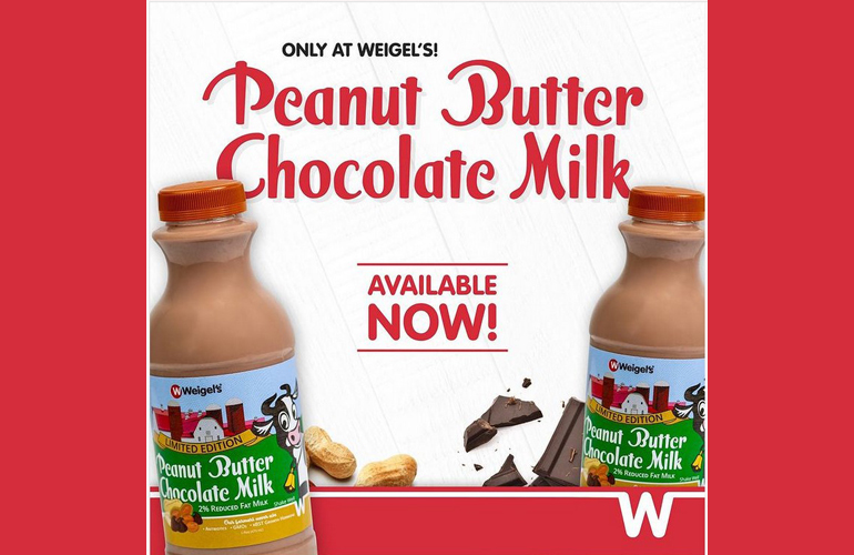 Weigel's Brings Peanut Butter Flavor to Chocolate Milk | CStore Decisions