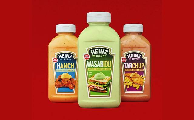 Heinz Is Serving Up New Flavors With Wasabioli, Hanch and Tarchup!   Radio.com
