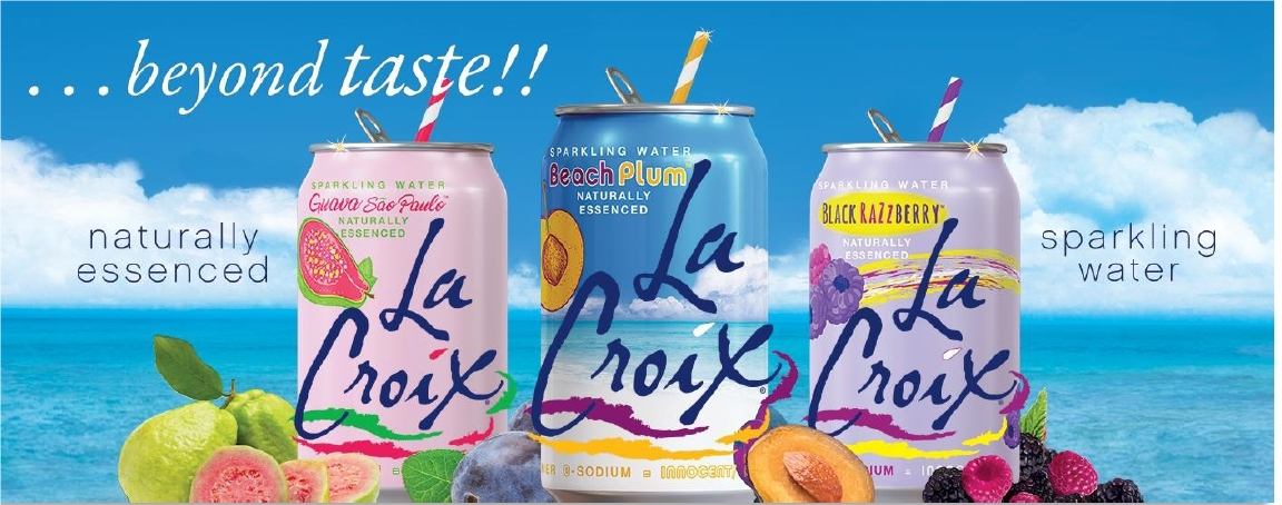LaCroix's New Summer Flavors are . . . beyond taste!! Unique Naturally-Essenced Varieties Launch at Major Retailers   Business Wire