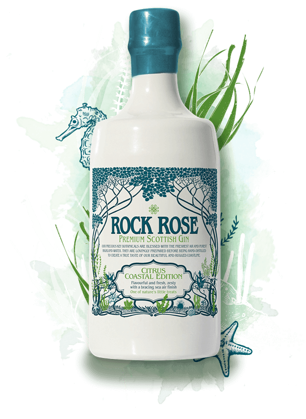 The Scottish Gin Society Coasting the citrusy flavours with Rock Rose's new release | The Scottish Gin Society
