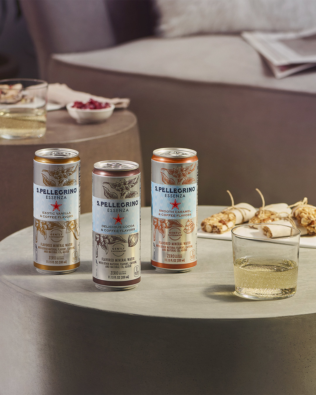 Elevate The Breaks In Your Day With The New S.Pellegrino® Essenza Line Of Coffee-Inspired Flavors   PR Newswire