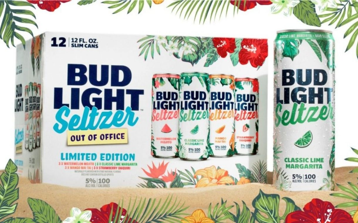 Bud Light introduces Out of Office hard seltzer variety pack | FoodBev Media