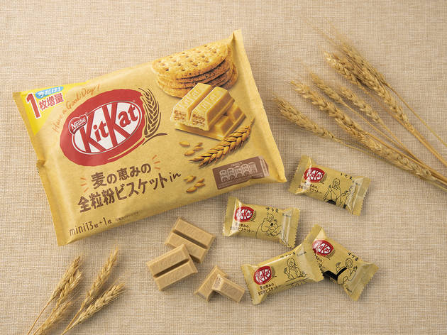 KitKat's latest Japan-exclusive flavour is… graham crackers? | Timeout