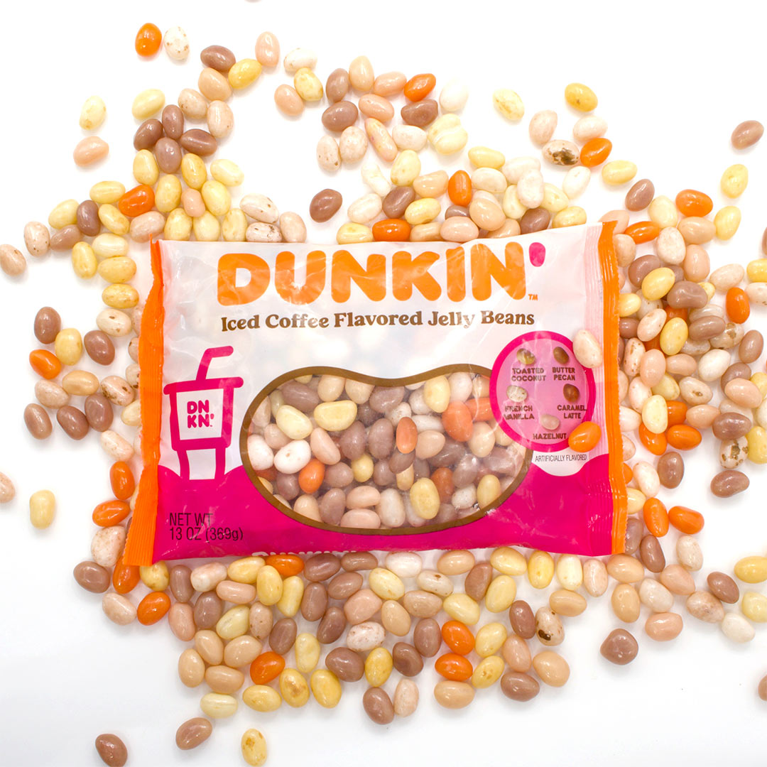 Dunkin' Debuts New Iced Coffee-Flavored Jelly Beans | People